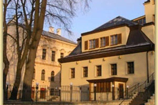 Hotel Zlaty Lev - фото 22