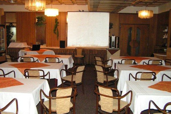 Hotel Merkur - Jablonec nad Nisou - фото 17
