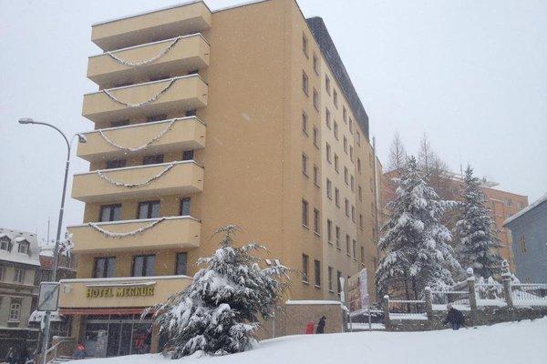 Hotel Merkur - Jablonec nad Nisou - фото 22