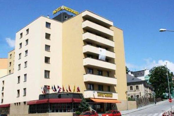 Hotel Merkur - Jablonec nad Nisou - фото 23