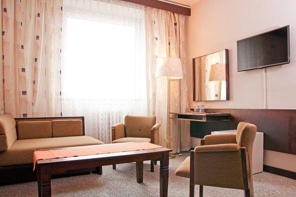 Hotel Merkur - Jablonec nad Nisou - фото 7