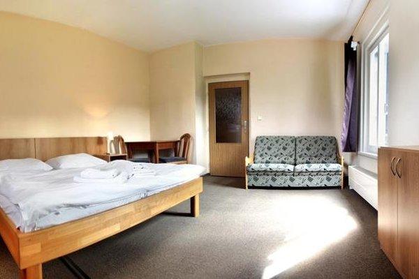 Hotel Mezni Louka - фото 4