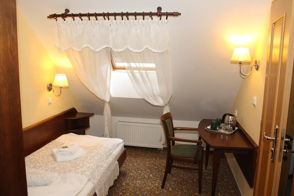 Zamecky Hotel Zlaty Orel - фото 50
