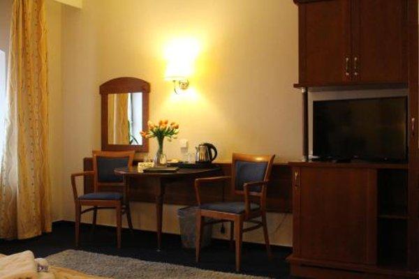 Zamecky Hotel Zlaty Orel - фото 12