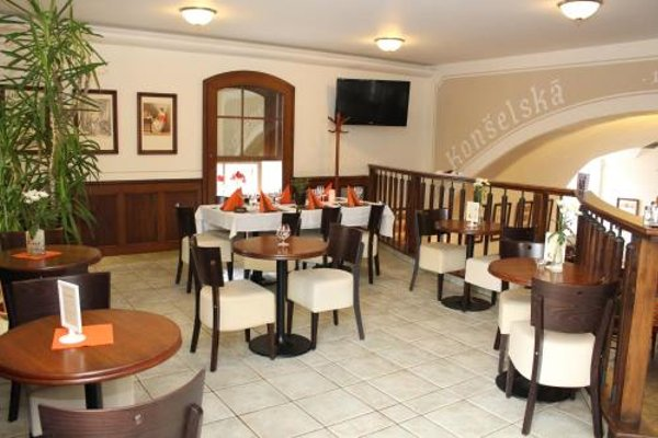 Zamecky Hotel Zlaty Orel - фото 14