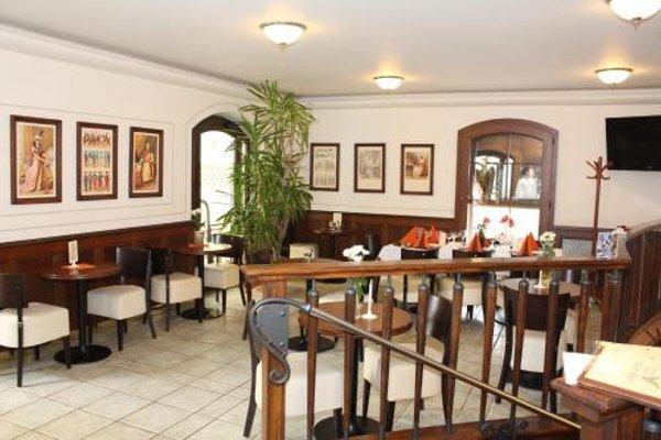 Zamecky Hotel Zlaty Orel - фото 15