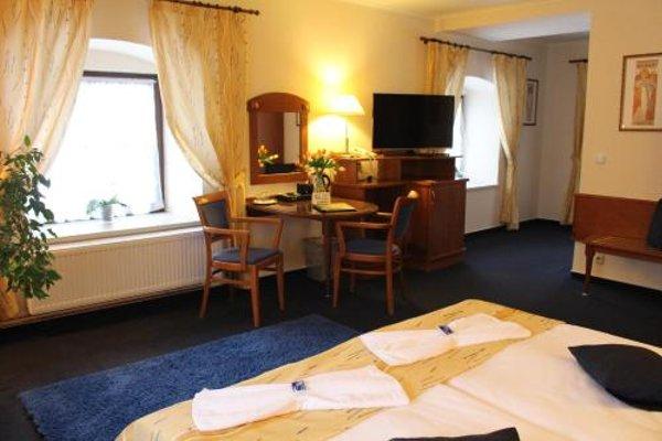 Zamecky Hotel Zlaty Orel - фото 5