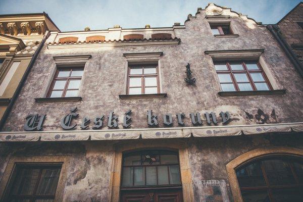 Hotel u Ceske koruny - фото 50