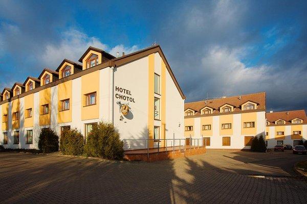 Hotel Chotol - фото 21