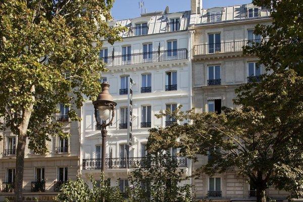 Best Western Hotel Marais Bastille - фото 34