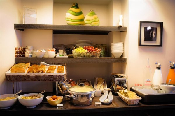 Best Western Hotel Marais Bastille - фото 11