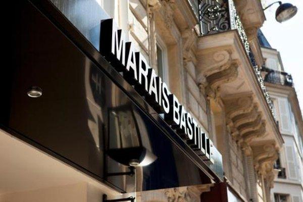 Best Western Hotel Marais Bastille - фото 19