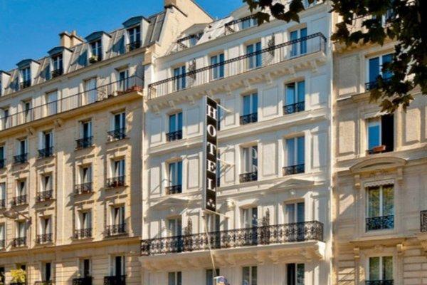 Best Western Hotel Marais Bastille - фото 23