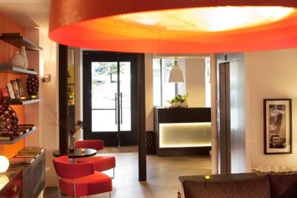 Best Western Hotel Marais Bastille - фото 5