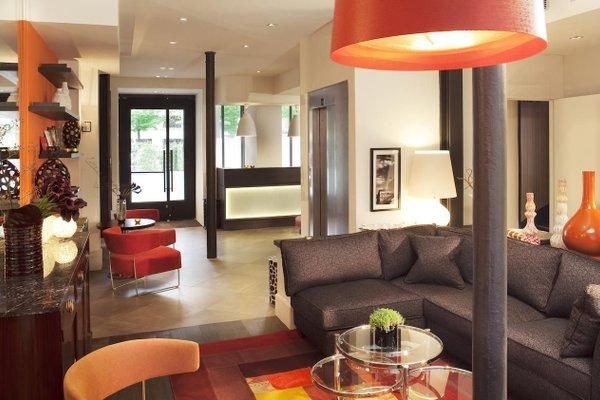 Best Western Hotel Marais Bastille - фото 6
