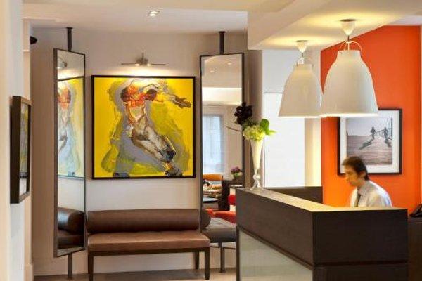 Best Western Hotel Marais Bastille - фото 7