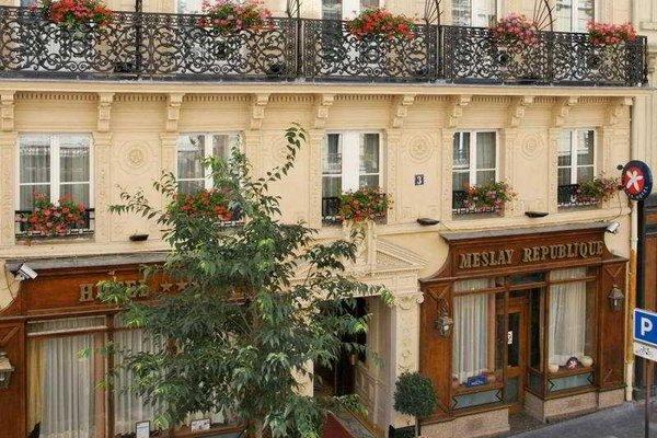 Hotel Meslay Republique - фото 25