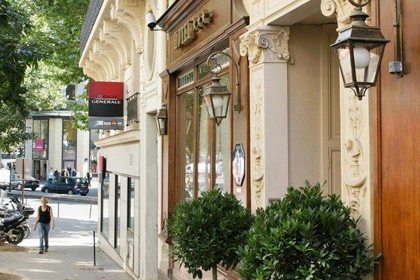 Hotel Meslay Republique - фото 16