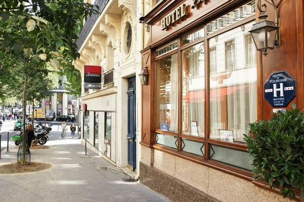 Hotel Meslay Republique - фото 17