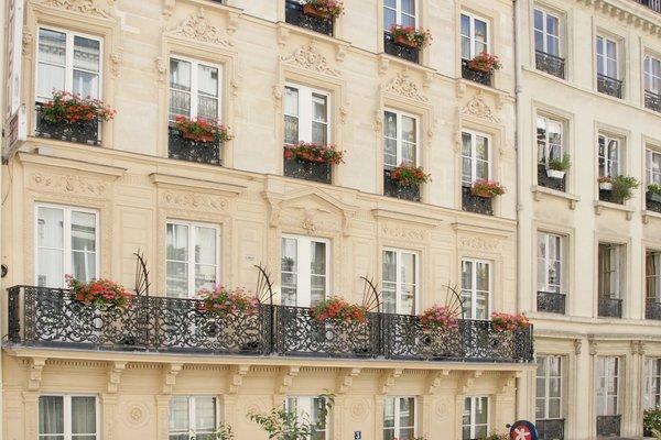 Hotel Meslay Republique - фото 21