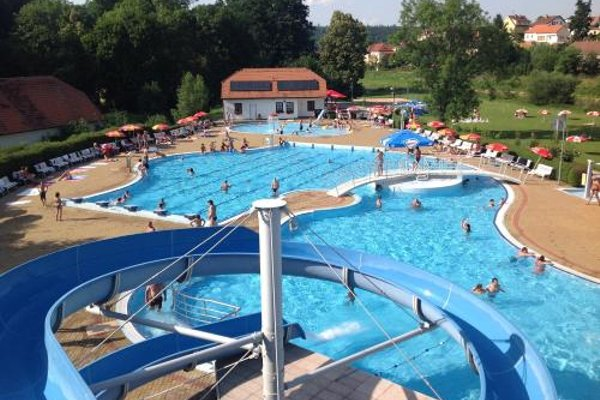 Parkhotel Hluboka Nad Vltavou - фото 20