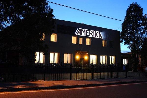 Restaurace a penzion Amerika - фото 22