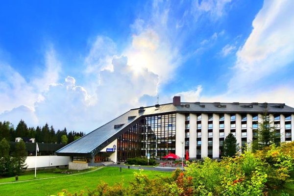 Wellness Hotel Svornost - фото 21