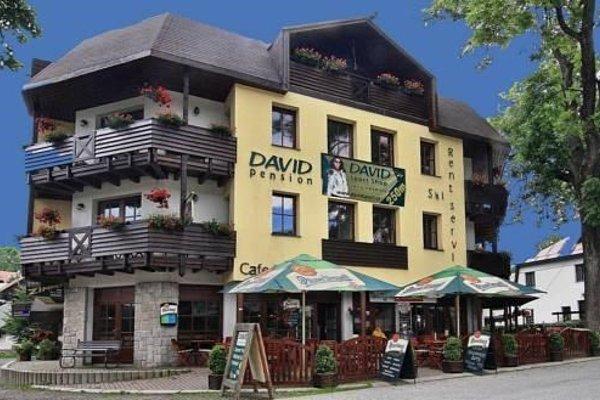 David Wellness Hotel - фото 23