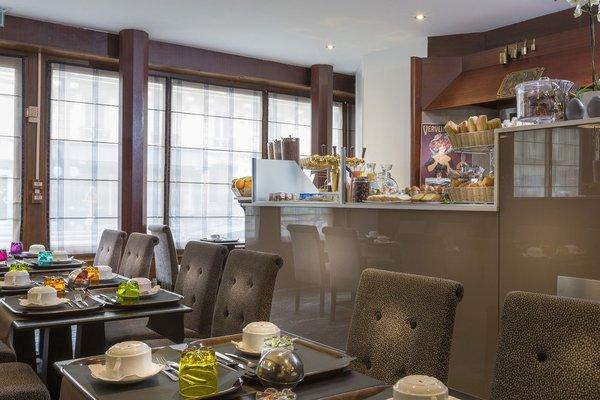 Hotel Paris Rivoli - фото 10