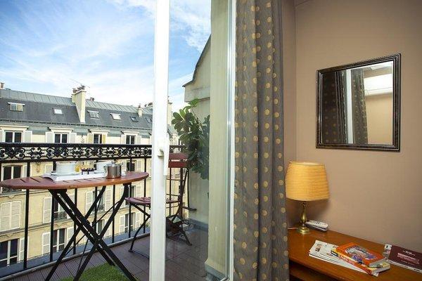 Hotel Paris Rivoli - фото 18
