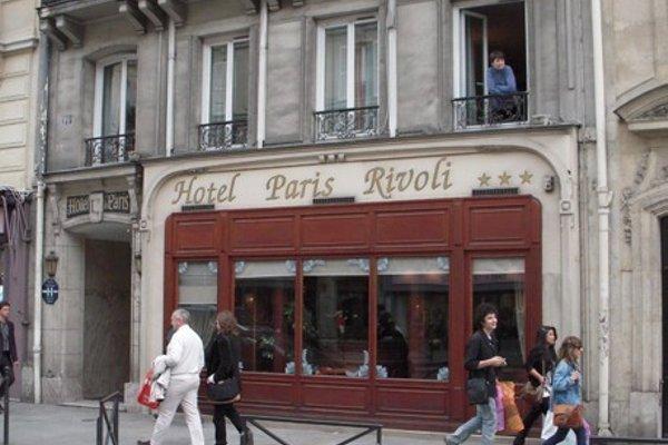 Hotel Paris Rivoli - фото 20