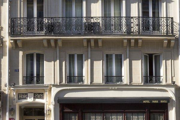 Hotel Paris Rivoli - фото 21