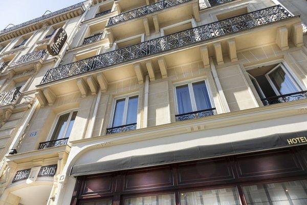 Hotel Paris Rivoli - фото 22