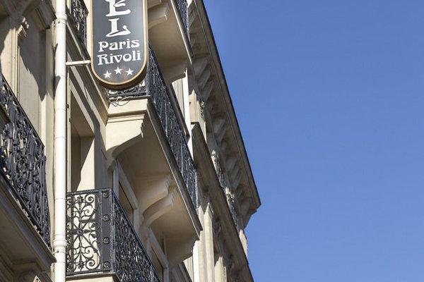 Hotel Paris Rivoli - фото 23