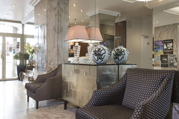 Hotel Paris Rivoli - 7