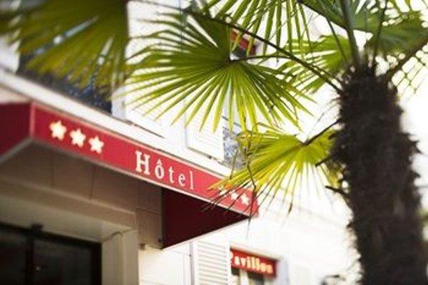 Hotel Pavillon Bastille - 12