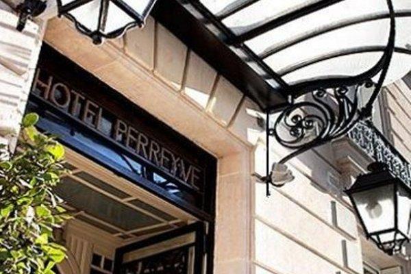 Hotel Perreyve - фото 18