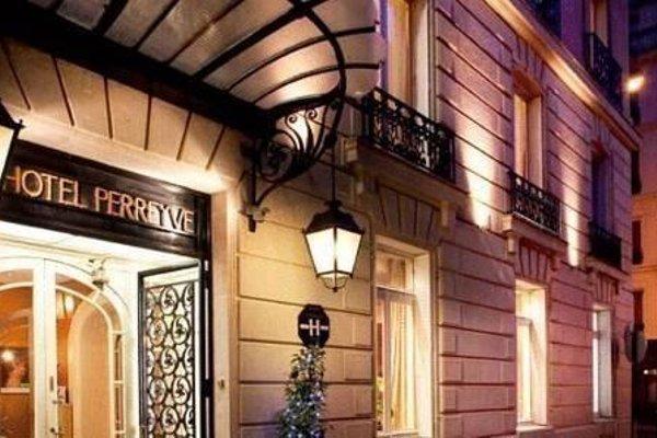 Hotel Perreyve - фото 21