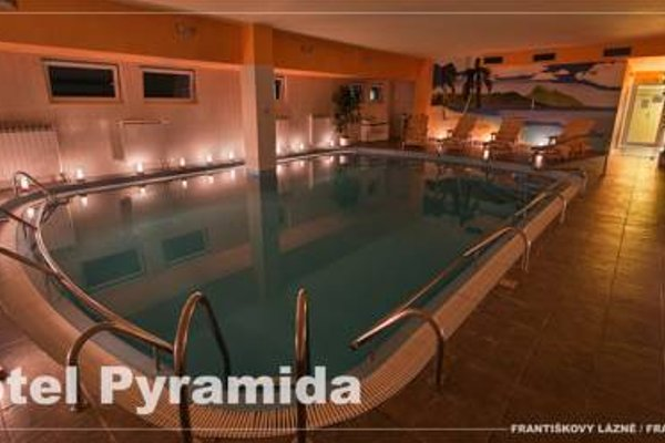 Lazensky hotel Pyramida I - фото 12