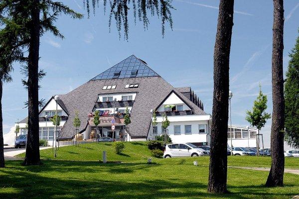 Lazensky hotel Pyramida I - фото 16