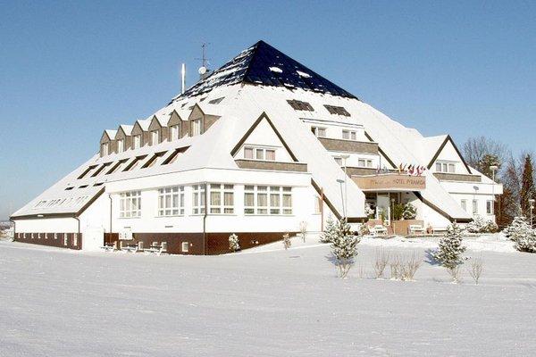 Lazensky hotel Pyramida I - фото 19