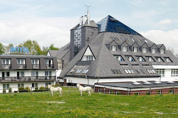Lazensky hotel Pyramida I - фото 20