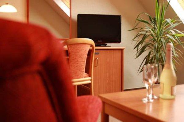 Lazensky hotel Pyramida I - фото 4