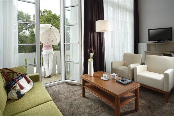 Spa & Kur Hotel Harvey - фото 4