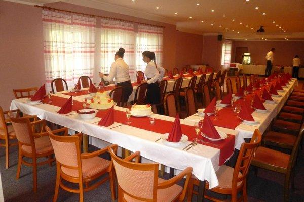 Hotel Zatisi Frantiskovy Lazne - фото 11