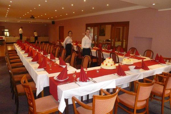 Hotel Zatisi Frantiskovy Lazne - фото 12