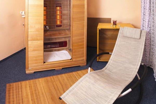 Hotel Zatisi Frantiskovy Lazne - фото 6
