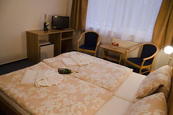 Hotel Zatisi Frantiskovy Lazne - фото 7