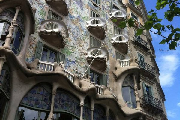 Modernismo Paseo de Gracia - фото 23