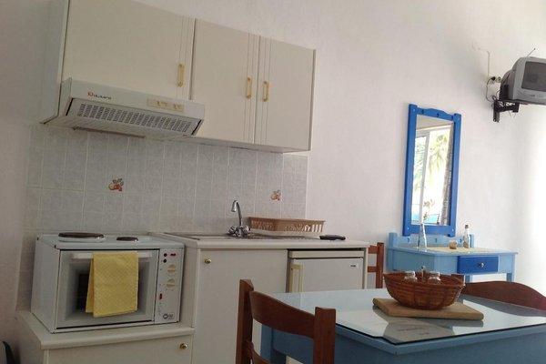 Ikonomakis Apartments - фото 10